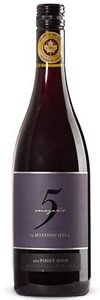 Mission Hill Pinot Noir Vqa Five Vineyards